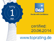 IV DB Rating Certificate312 2015 low 2014 180